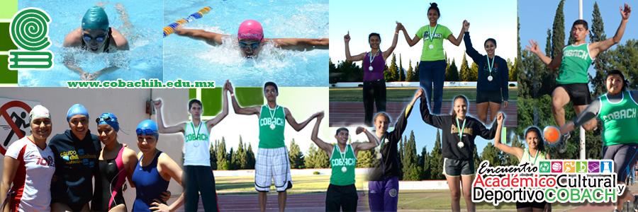 Atletismo y Natación