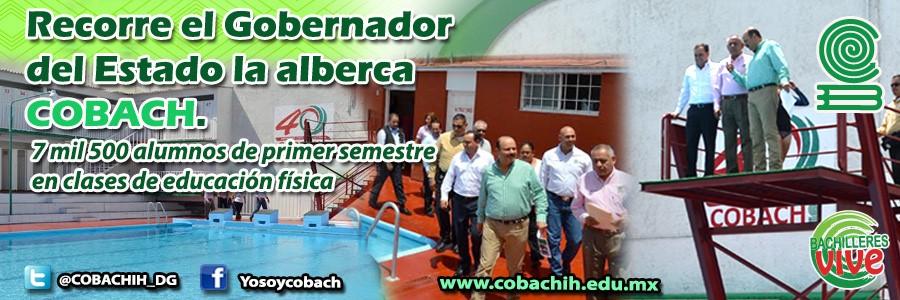 Recorrido Alberca