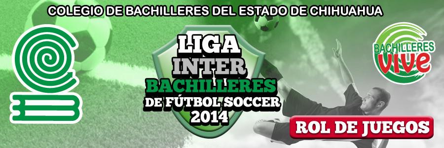 Liga Interbachilleres Soccer