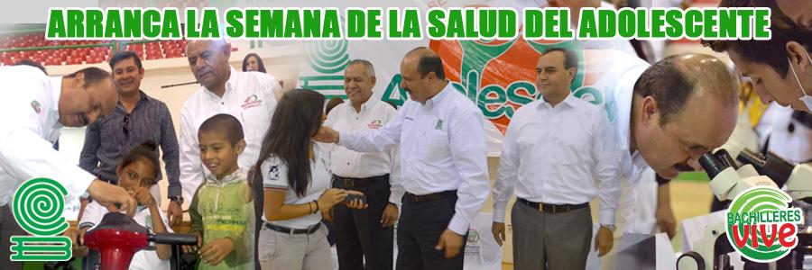 ARRANCA SEMANA DE SALUD